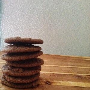 intro photo chocolate cookie