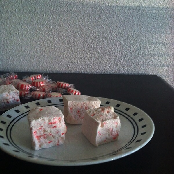 Chocolate Marshmallows Dunmore Candy Kitchen: Peppermint Candy Marshmallows