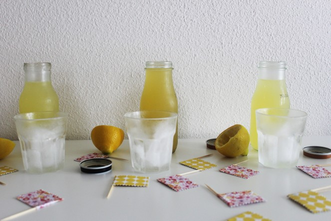 Meyer Lemon Lemonade || The Crowded Kitchen