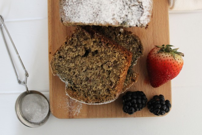 Strawberry + Blackberry Bread || The Crowded Kitchen