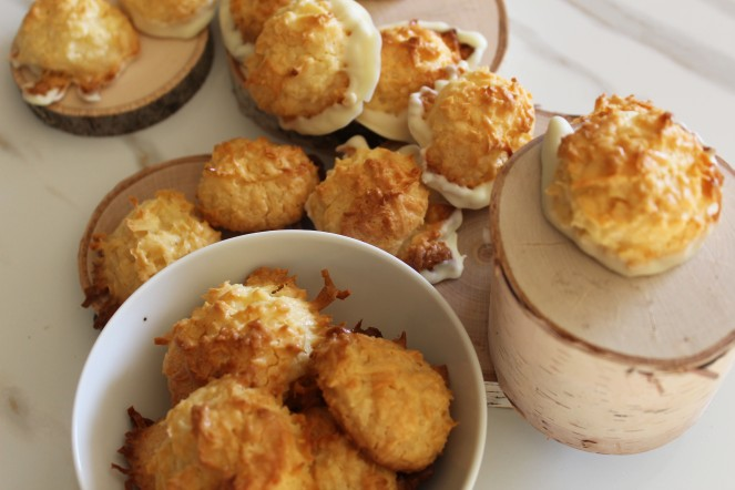 LEMON COCONUT MACAROONS 14
