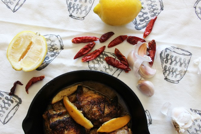 Lemon Pepper Garlic Chicken & Sauce 10