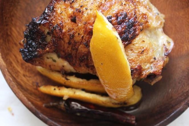 Lemon Pepper Garlic Chicken & Sauce 17