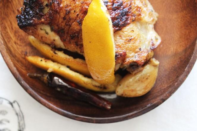 Lemon Pepper Garlic Chicken & Sauce 18