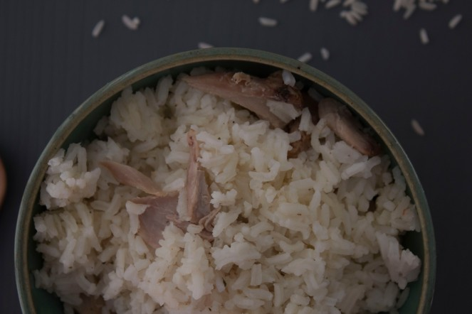 CHICKEN AND RICE 15