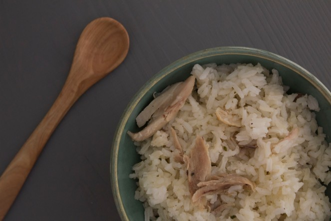CHICKEN AND RICE 6