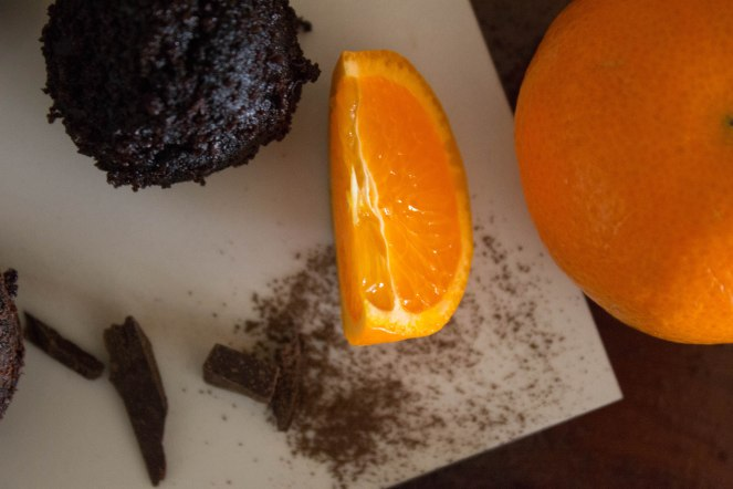 CHOCOLATE & SOUR ORANGE CAKE TRUFFLES 43