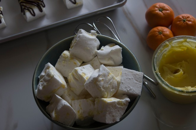 SOUR ORANGE AND RUM MARSHMALLOWS 22