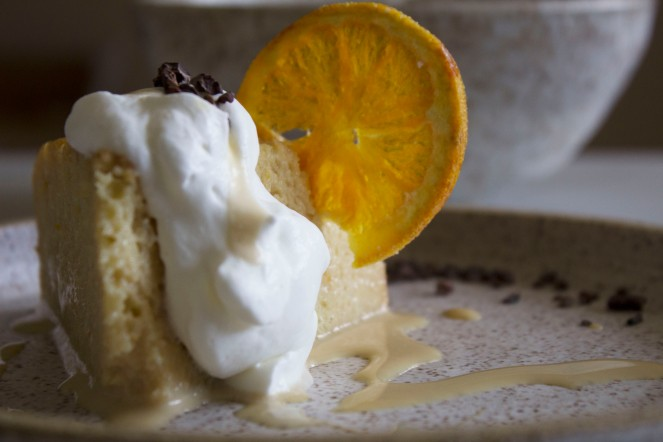 ORANGE DULCE DE TRES LECHE CAKE 28